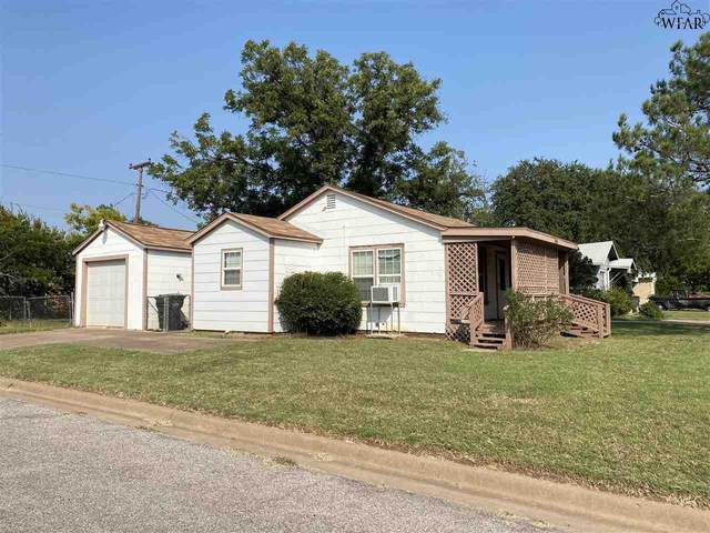 3014 Kenesaw Avenue, Wichita Falls, TX 76309 (MLS #158399) :: Bishop Realtor Group