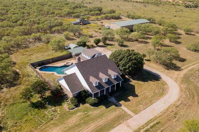 1029 Ferguson Road, Holliday, TX 76366 (MLS #158401) :: WichitaFallsHomeFinder.com