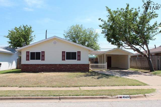 4129 Beard Avenue, Wichita Falls, TX 76308 (MLS #158412) :: Bishop Realtor Group