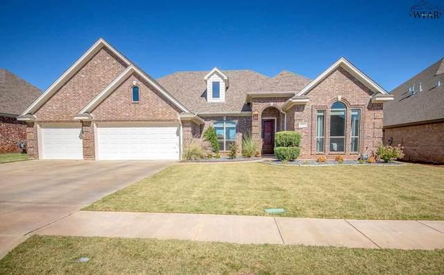 5126 Cathedral Lane, Wichita Falls, TX 76310 (MLS #158414) :: Bishop Realtor Group