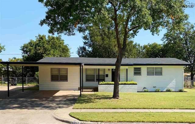 4511 Spencer Drive, Wichita Falls, TX 76308 (MLS #158415) :: Bishop Realtor Group