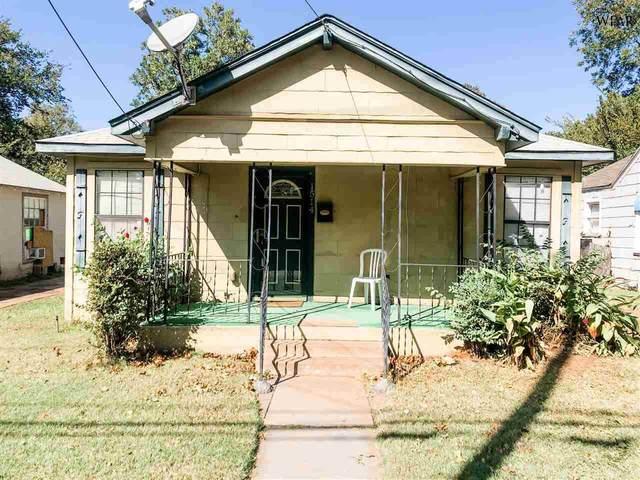 1514 23RD STREET, Wichita Falls, TX 76308 (MLS #158416) :: Bishop Realtor Group