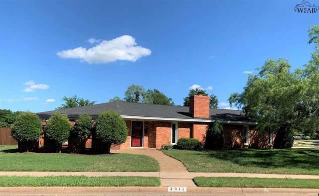 3511 Kent Lane, Wichita Falls, TX 76308 (MLS #158419) :: Bishop Realtor Group