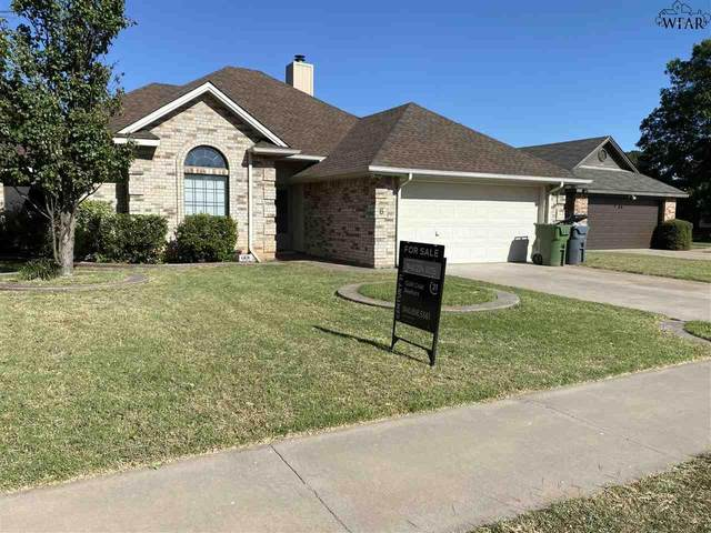 6 Bazely Circle, Wichita Falls, TX 76306 (MLS #158420) :: Bishop Realtor Group