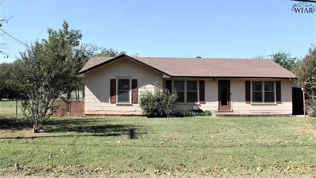 1014 Sunset Lane, Wichita Falls, TX 76306 (MLS #158421) :: Bishop Realtor Group