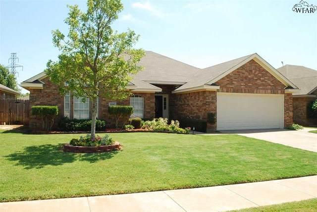 6041 Laci Lane, Wichita Falls, TX 76310 (MLS #158424) :: Bishop Realtor Group