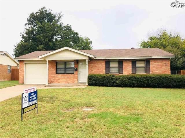 4104 Mustang Street, Wichita Falls, TX 76306 (MLS #158427) :: Bishop Realtor Group