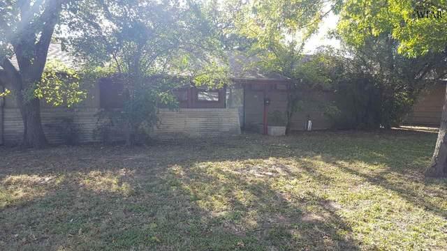 4401 Hughes Drive, Wichita Falls, TX 76308 (MLS #158429) :: Bishop Realtor Group