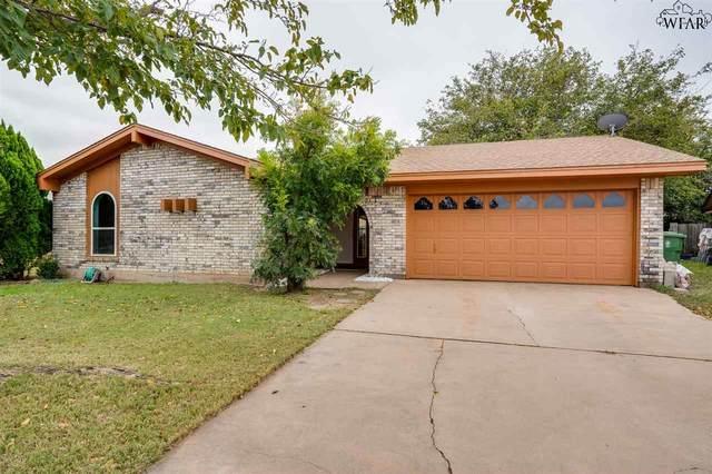 2313 Randolph Drive, Wichita Falls, TX 76306 (MLS #158430) :: Bishop Realtor Group