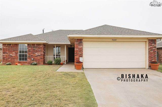 5428 Carlson Street, Wichita Falls, TX 76302 (MLS #158436) :: Bishop Realtor Group