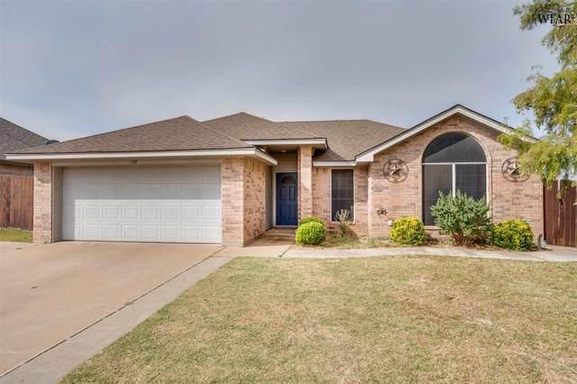 129 Stonebridge Street, Burkburnett, TX 76354 (MLS #158443) :: WichitaFallsHomeFinder.com