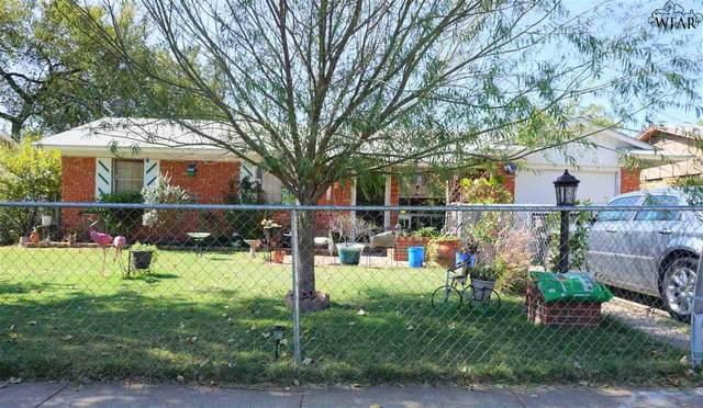 4704 Eden Lane, Wichita Falls, TX 76306 (MLS #158454) :: WichitaFallsHomeFinder.com