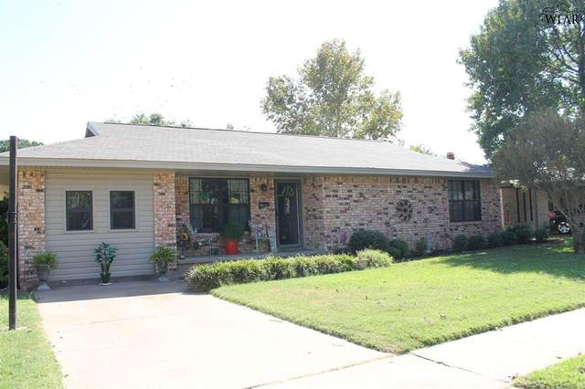 4655 Bunny Run Drive, Wichita Falls, TX 76310 (MLS #158455) :: Bishop Realtor Group