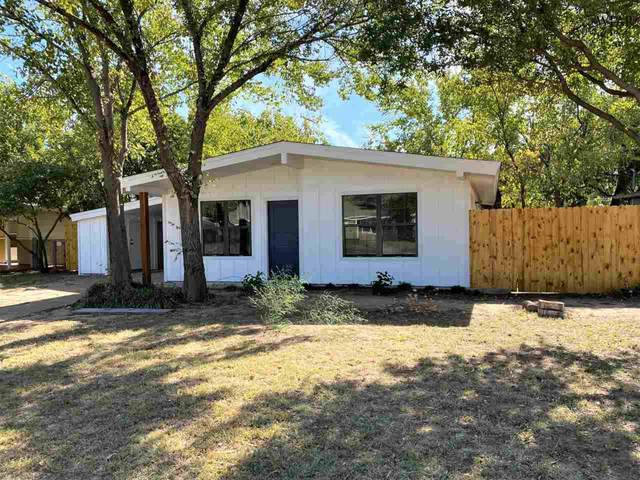 3007 Blanton Street, Wichita Falls, TX 76308 (MLS #158457) :: WichitaFallsHomeFinder.com