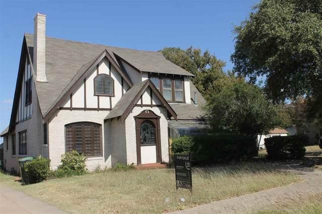 3100 10TH STREET, Wichita Falls, TX 76309 (MLS #158461) :: Bishop Realtor Group
