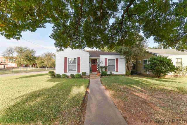 1814 Hayes Street, Wichita Falls, TX 76309 (MLS #158468) :: Bishop Realtor Group