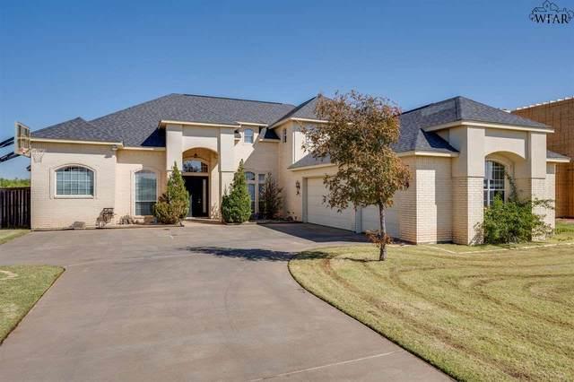 5307 Stone Lake, Wichita Falls, TX 76310 (MLS #158476) :: Bishop Realtor Group