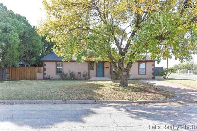 1201 Glidewell Avenue, Wichita Falls, TX 76301 (MLS #158477) :: Bishop Realtor Group