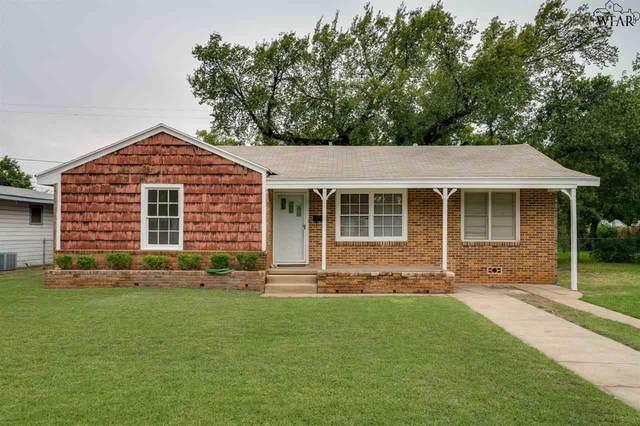 206 Fillmore Street, Wichita Falls, TX 76301 (MLS #158481) :: Bishop Realtor Group