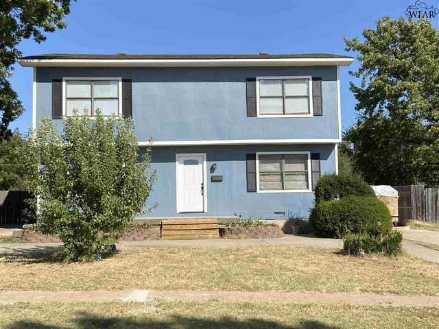 1214 Hunt Street, Wichita Falls, TX 76302 (MLS #158482) :: Bishop Realtor Group