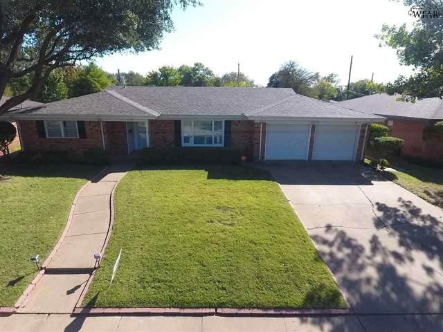 1539 Sweetbriar Drive, Wichita Falls, TX 76302 (MLS #158483) :: Bishop Realtor Group