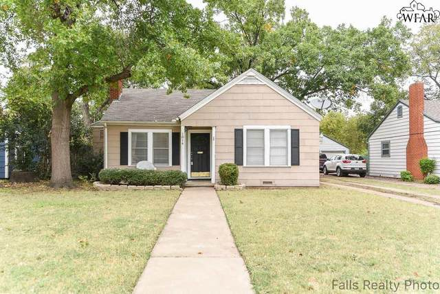 1814 Dayton Avenue, Wichita Falls, TX 76301 (MLS #158492) :: Bishop Realtor Group