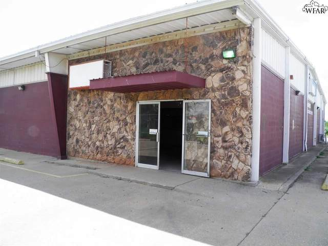 1621 Enterprise Street, Wichita Falls, TX 76306 (MLS #158507) :: WichitaFallsHomeFinder.com