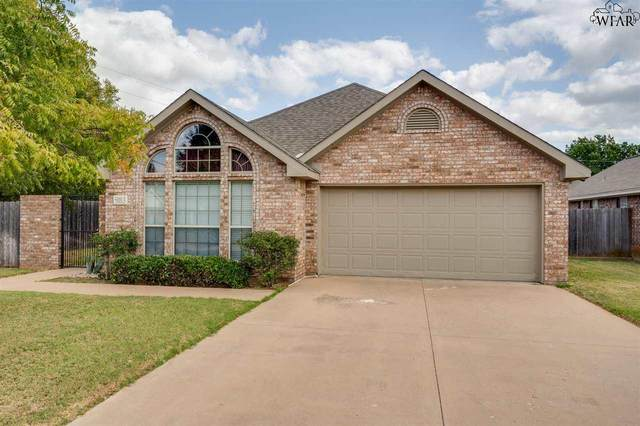 5003 Pawnee Pathway, Wichita Falls, TX 76310 (MLS #158509) :: Bishop Realtor Group