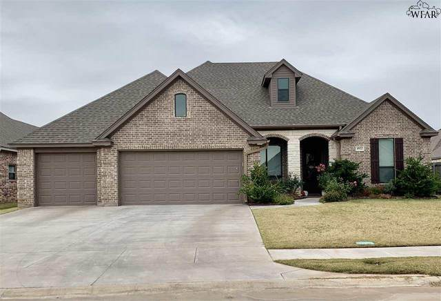 4922 Lantana Drive, Wichita Falls, TX 76310 (MLS #158631) :: WichitaFallsHomeFinder.com