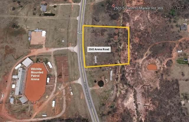 2503 Arena Road, Wichita Falls, TX 76310 (MLS #158634) :: Bishop Realtor Group