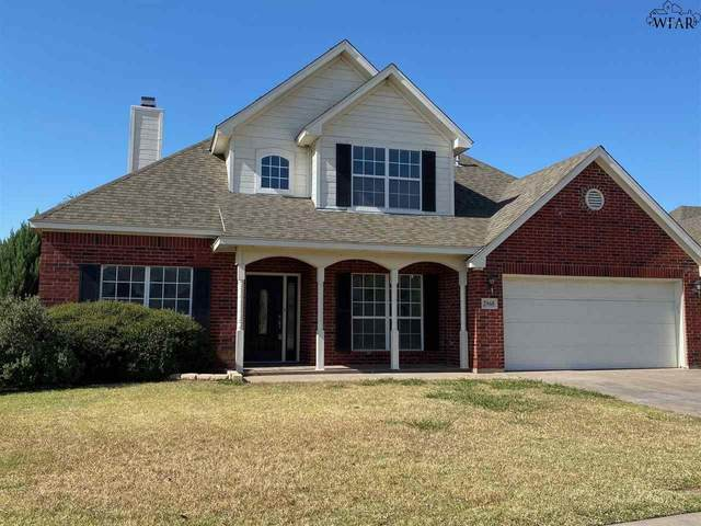 2960 S Shepherds Glen, Wichita Falls, TX 76308 (MLS #158635) :: WichitaFallsHomeFinder.com