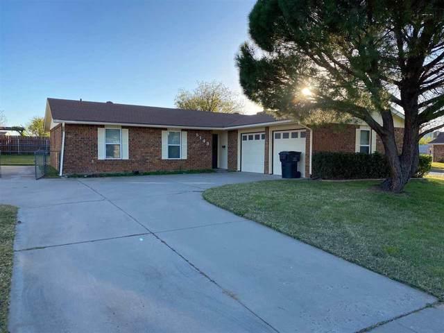 5143 Tower Drive, Wichita Falls, TX 76310 (MLS #158641) :: WichitaFallsHomeFinder.com