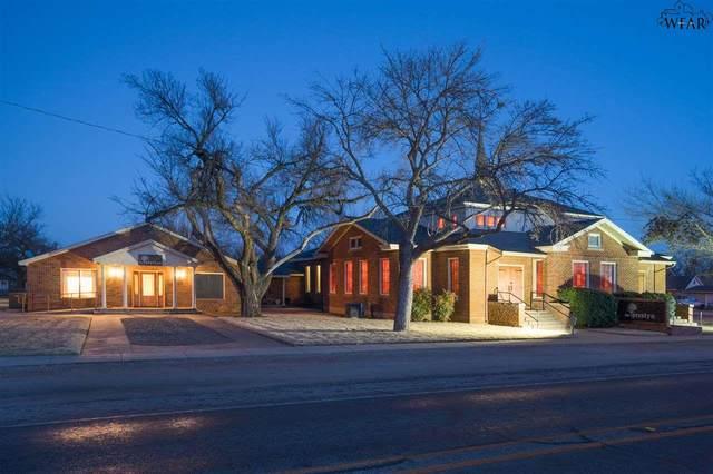 211 S Yosemite Street, Iowa Park, TX 76367 (MLS #158644) :: Bishop Realtor Group