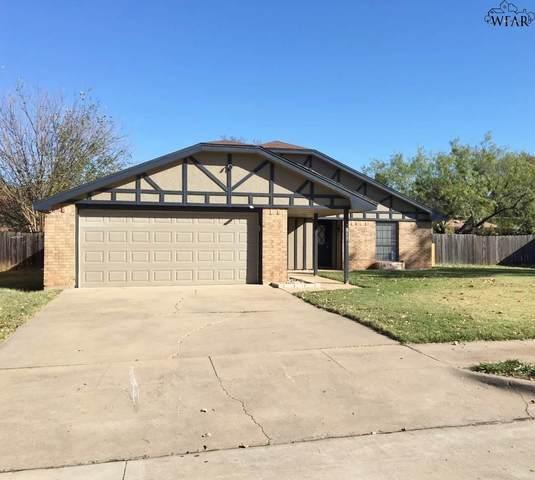 5815 Briargrove Drive, Wichita Falls, TX 76310 (MLS #158647) :: WichitaFallsHomeFinder.com