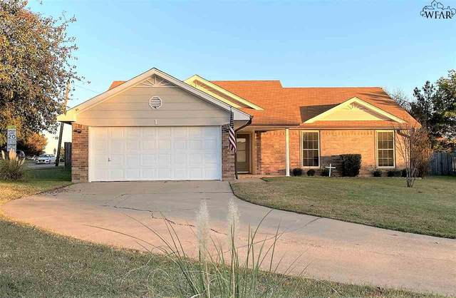 1 Indigo Circle, Wichita Falls, TX 76310 (MLS #158652) :: WichitaFallsHomeFinder.com