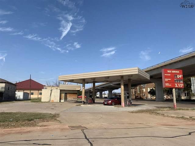 1112 Holliday Street, Wichita Falls, TX 76301 (MLS #158667) :: WichitaFallsHomeFinder.com