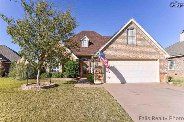 4804 Pinehurst Drive, Wichita Falls, TX 76310 (MLS #158680) :: WichitaFallsHomeFinder.com