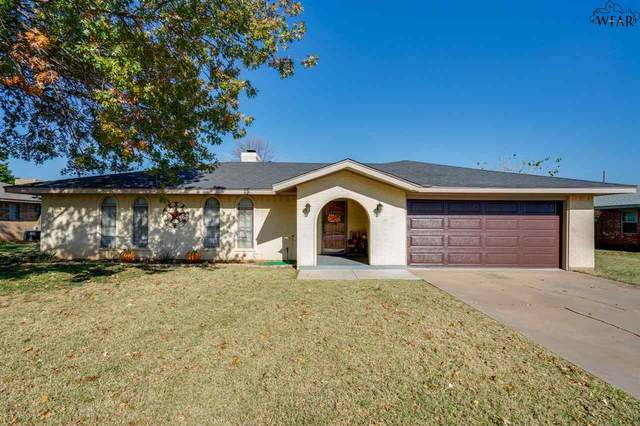 2928 Kyle Cove, Wichita Falls, TX 76308 (MLS #158689) :: WichitaFallsHomeFinder.com