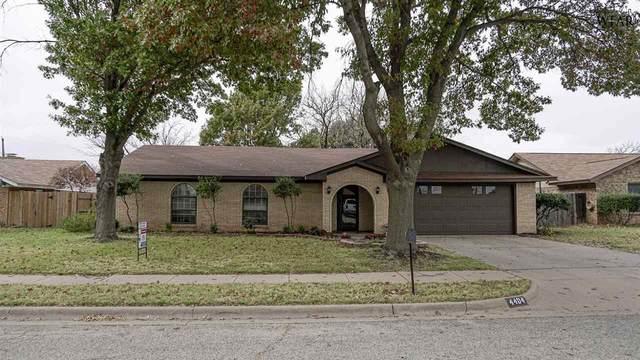 4404 Ward Street, Wichita Falls, TX 76310 (MLS #158693) :: WichitaFallsHomeFinder.com