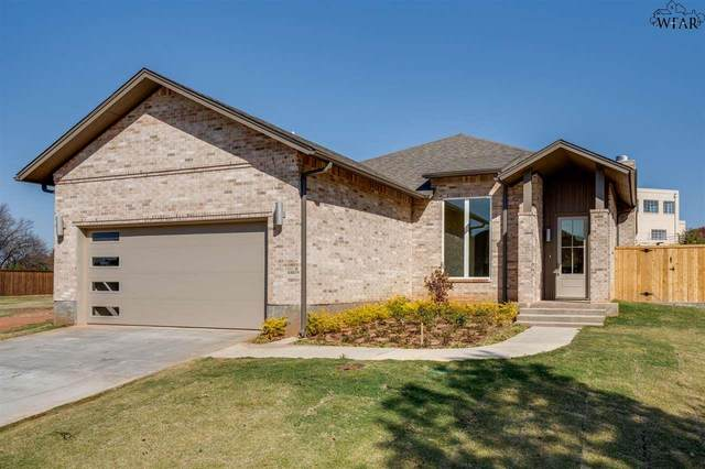 1716 Brenda Hursh Drive, Wichita Falls, TX 76302 (MLS #158696) :: Bishop Realtor Group