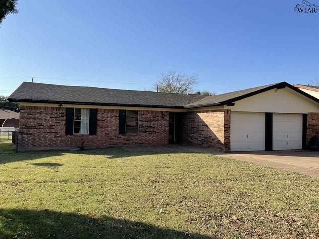 4718 Tammy Drive, Wichita Falls, TX 76306 (MLS #158697) :: WichitaFallsHomeFinder.com
