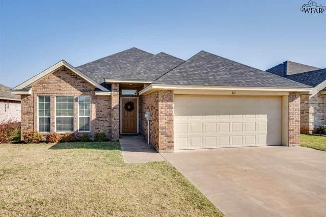 811 Corbin Drive, Burkburnett, TX 76354 (MLS #158703) :: Bishop Realtor Group