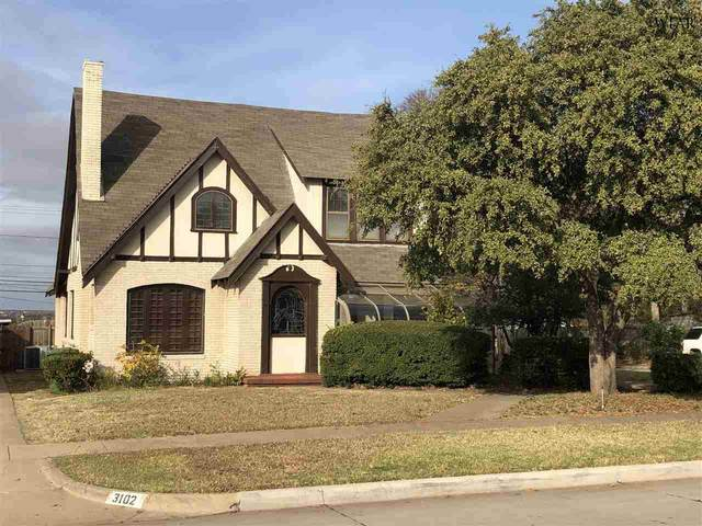 3100 10TH STREET, Wichita Falls, TX 76309 (MLS #158710) :: WichitaFallsHomeFinder.com
