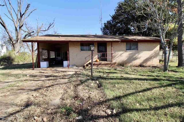 5711 Fm 1206, Iowa Park, TX 76367 (MLS #158726) :: WichitaFallsHomeFinder.com