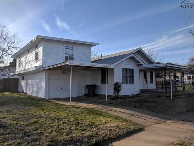 2106 Bell Street, Wichita Falls, TX 76309 (MLS #158727) :: WichitaFallsHomeFinder.com