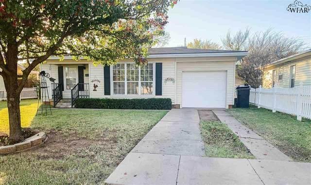 320 Bluebonnet Drive, Wichita Falls, TX 76301 (MLS #158731) :: WichitaFallsHomeFinder.com