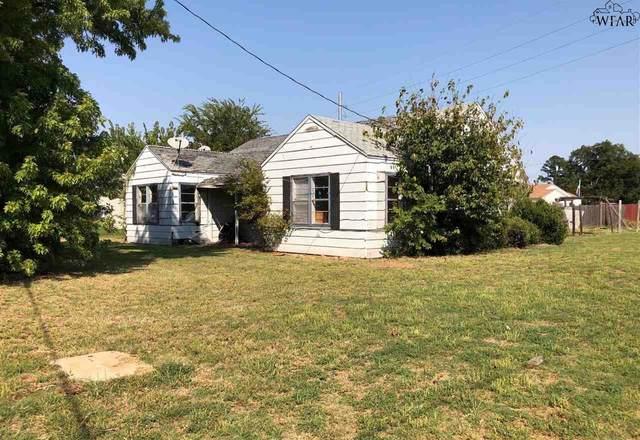 2329 Herbert Street, Vernon, TX 76384 (MLS #158778) :: Bishop Realtor Group