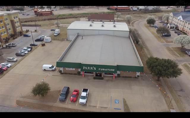 2515 E Montgomery Place, Wichita Falls, TX 76308 (MLS #158779) :: WichitaFallsHomeFinder.com