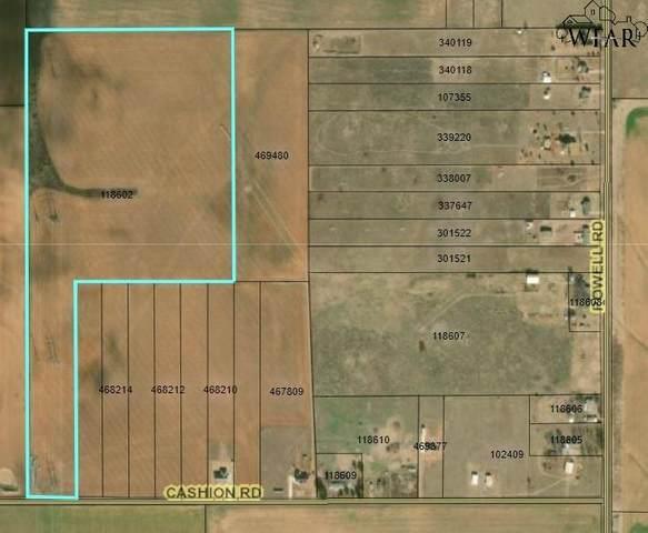 0 Cashion Road, Wichita Falls, TX 76305 (MLS #158811) :: Bishop Realtor Group