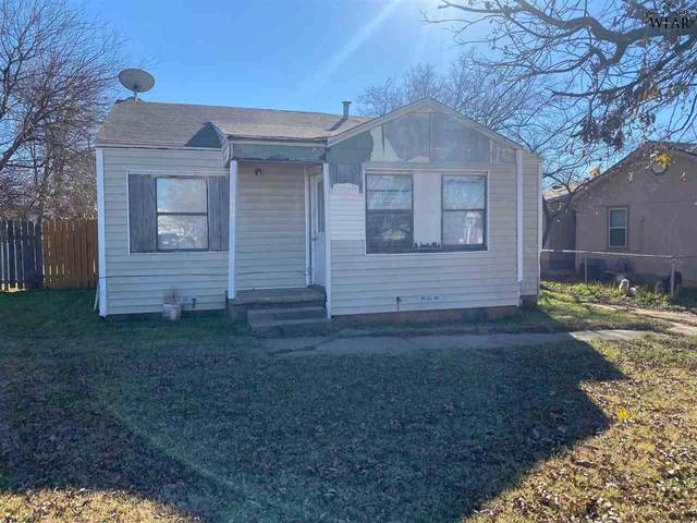 1609 Orchard Avenue, Wichita Falls, TX 76301 (MLS #158820) :: Bishop Realtor Group